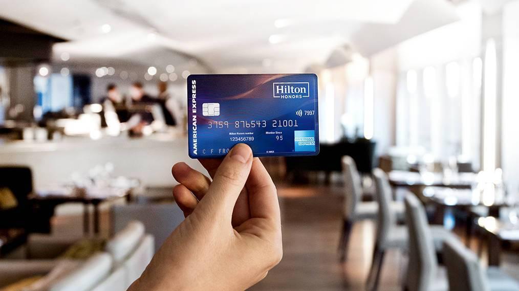希爾頓 Hilton Honors American Express Aspire Card
