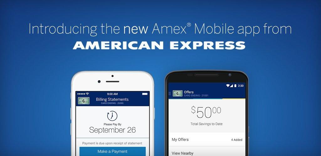 如何下載使用USA AMEX APP