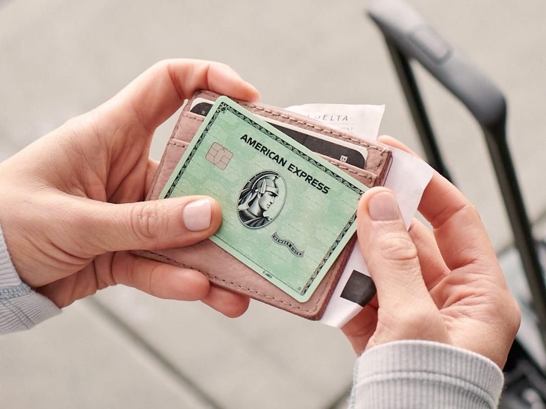 全新美國運通綠卡改版